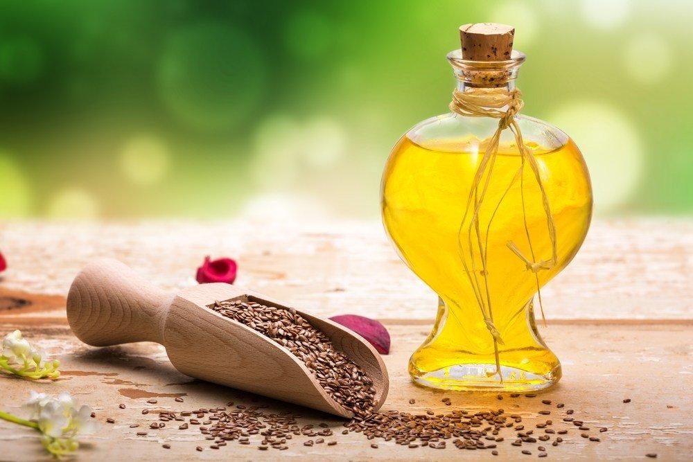 от чего пьют льняное масло
