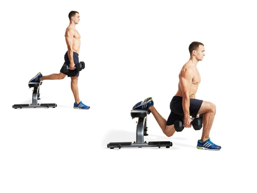 Тренировки ног
