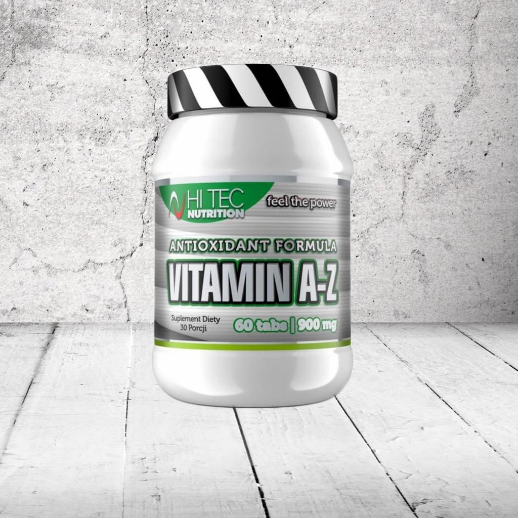Hi Tec Vitamin A-Z