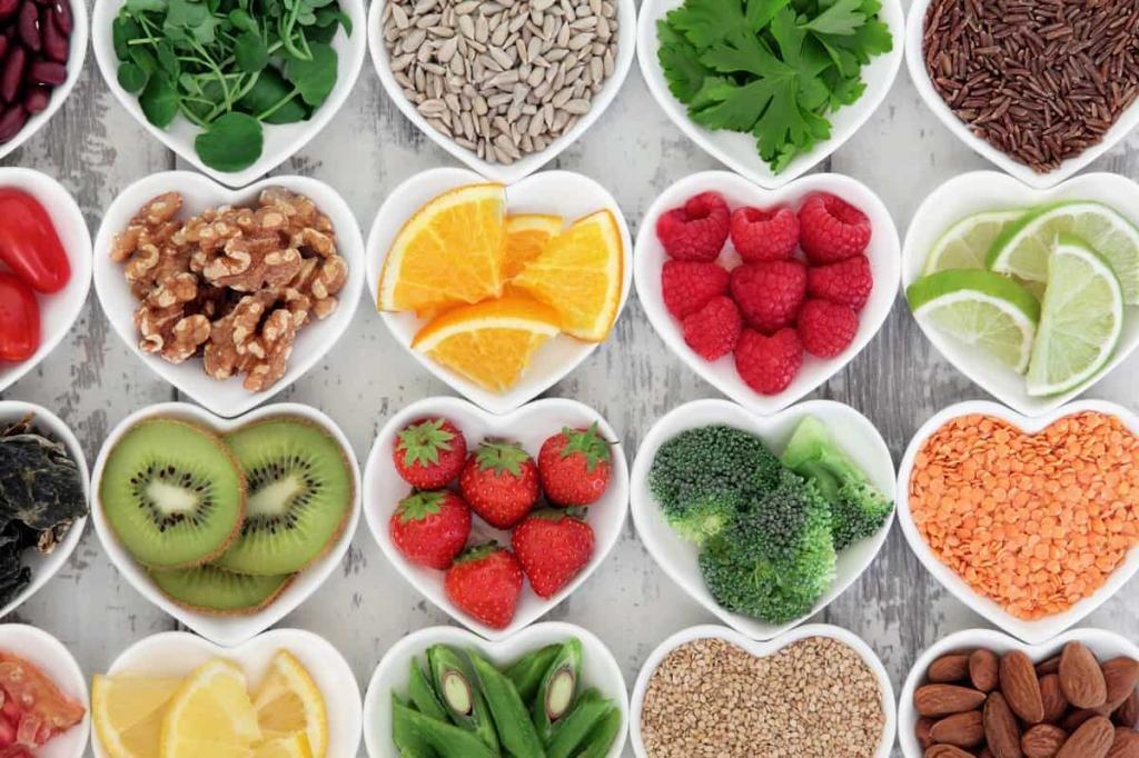 овощи полезно
