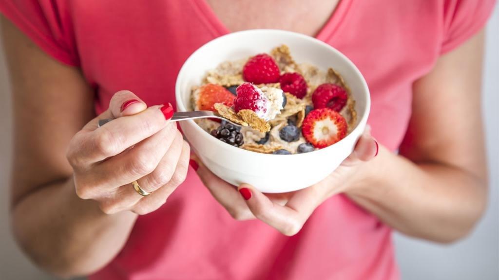 Правильное питание для здоровья организма