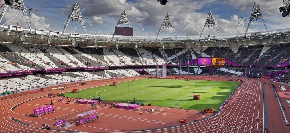 стадион для атлетов