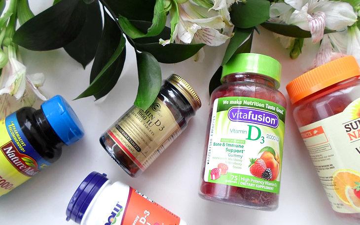 Выбираем витамин Д