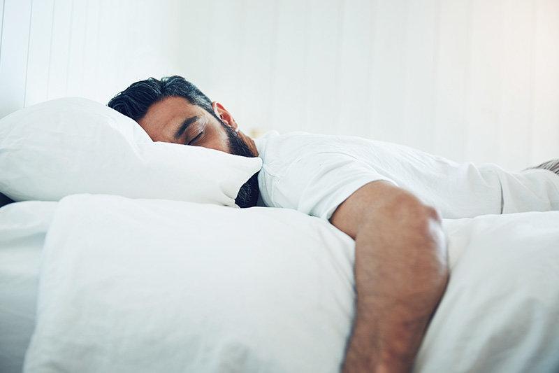 как удобно спать