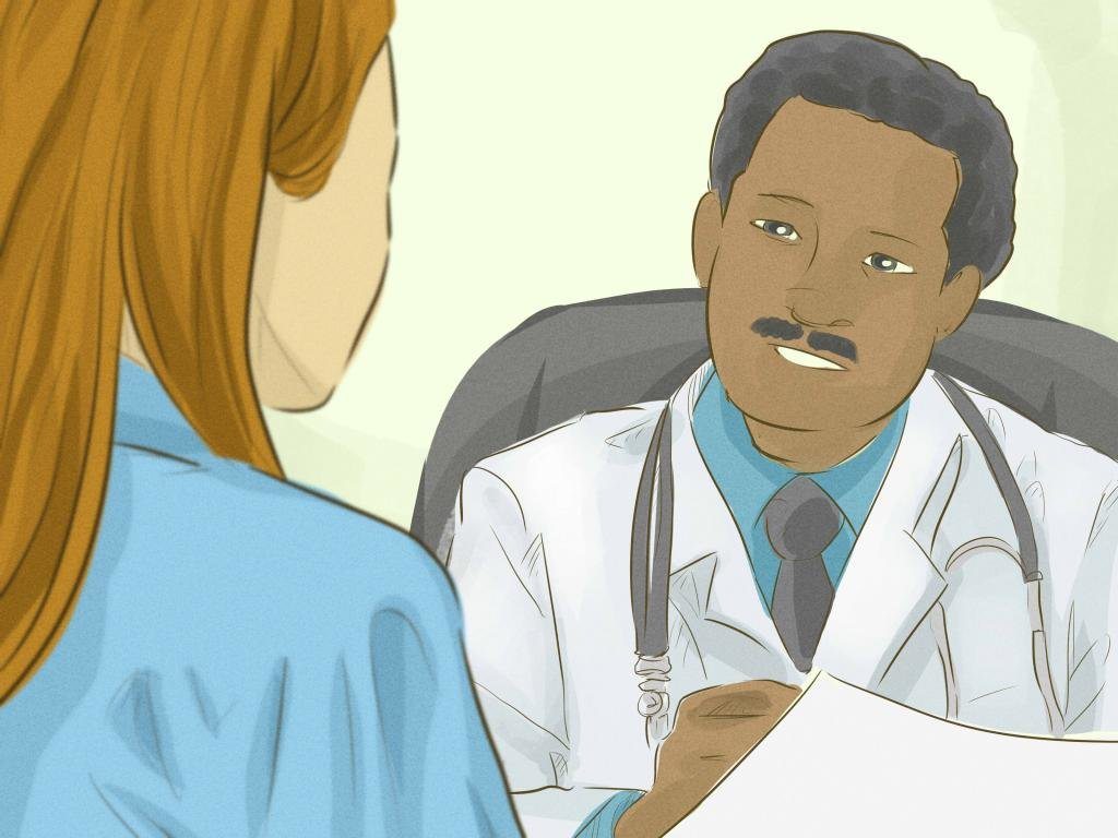 поговорить с доктором