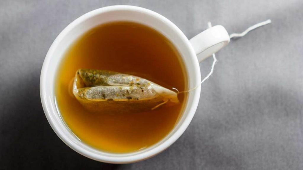 зеленый чай против отеков