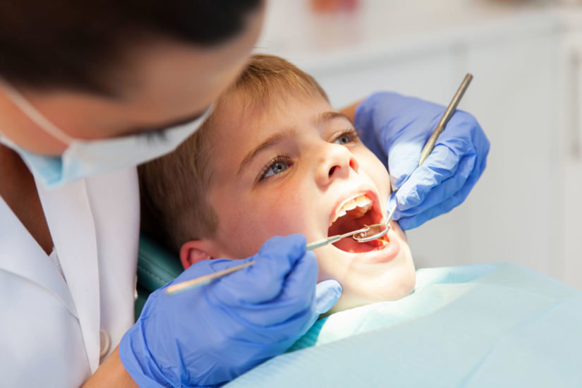 бесплатная детская стоматология
