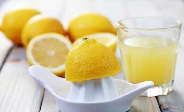 компресс с лимоном на шею