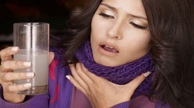 компресс с димексидом на шею