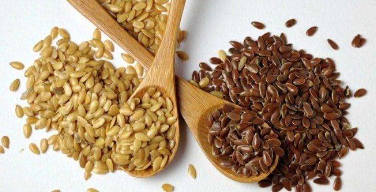 семена льна для очищения кишечника отзывы