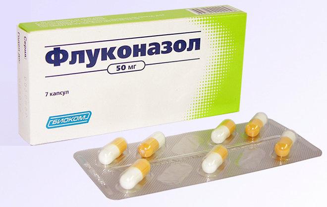 что эффективнее флуконазол или нистатин