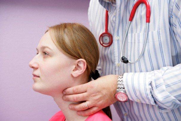 Как лечить увеличенную щитовидную железу