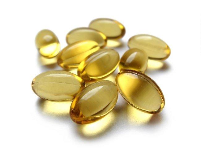 витамин в капсулах