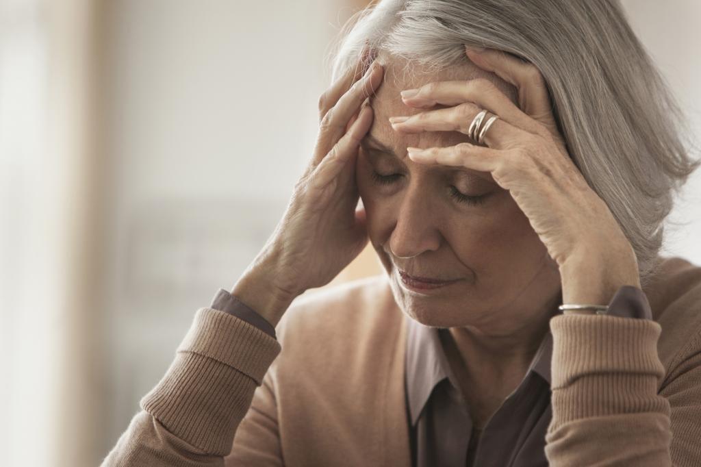 Болевой таламический синдром