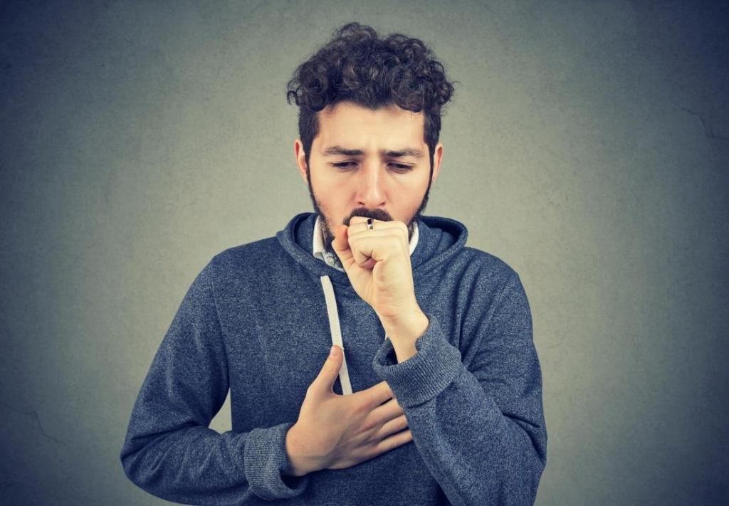 бронхиальный кашель лечение