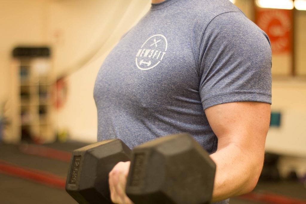 тренинг для набора мышц
