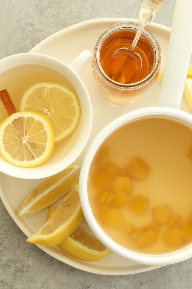 Похудеть имбирным чаем
