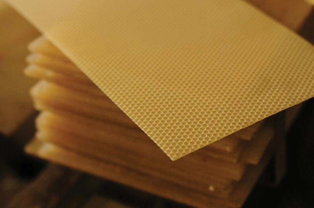 Состав пчелиного воска