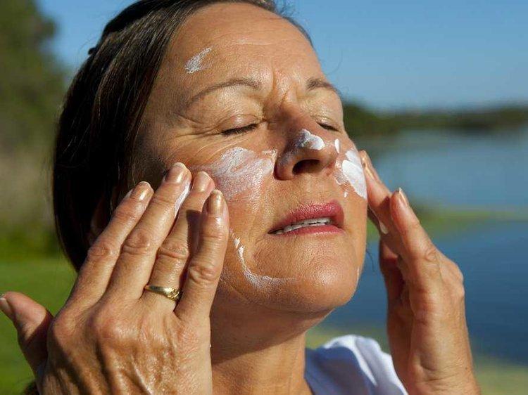 степени защиты кремов от солнца
