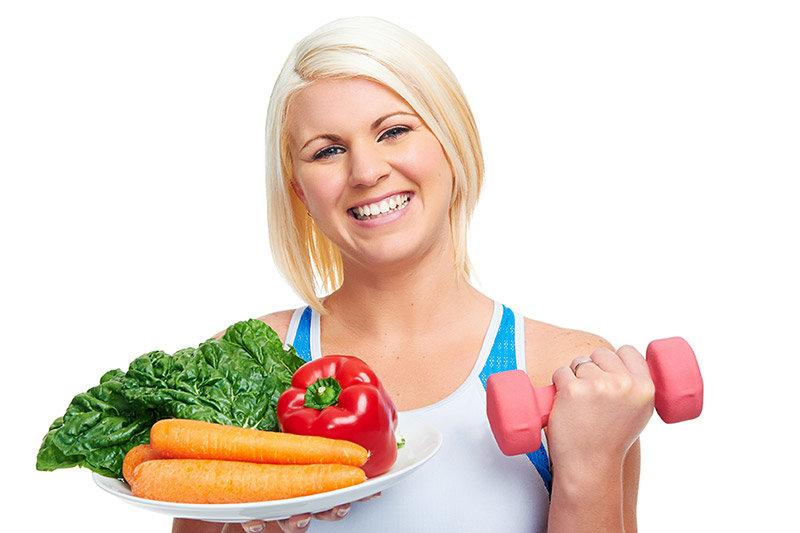 Спорт и здоровая еда