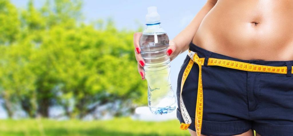 Вода для контроля веса