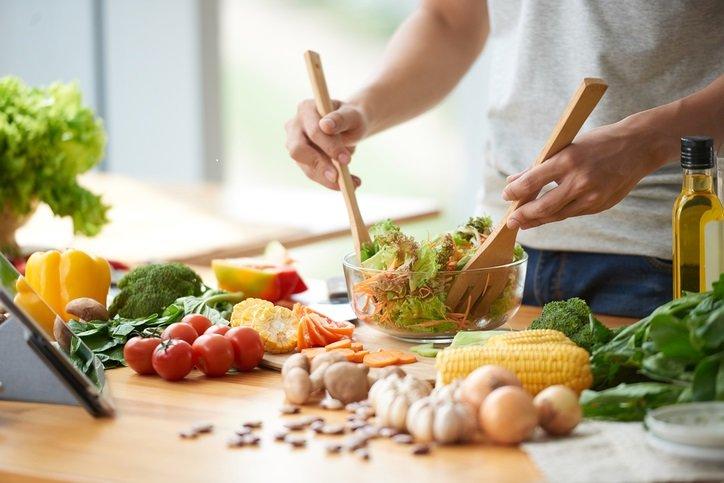 приготовление пищи