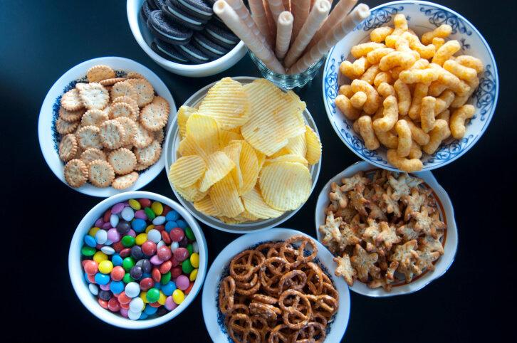 продукты с глутаминовой кислотой