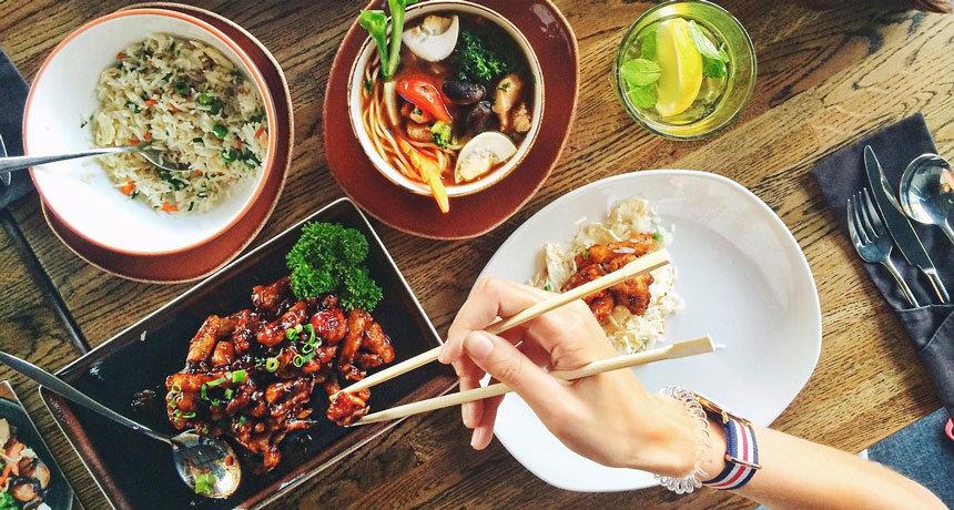 Синдром китайского ресторана