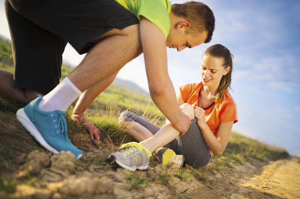 травмы колена виды и симптомы