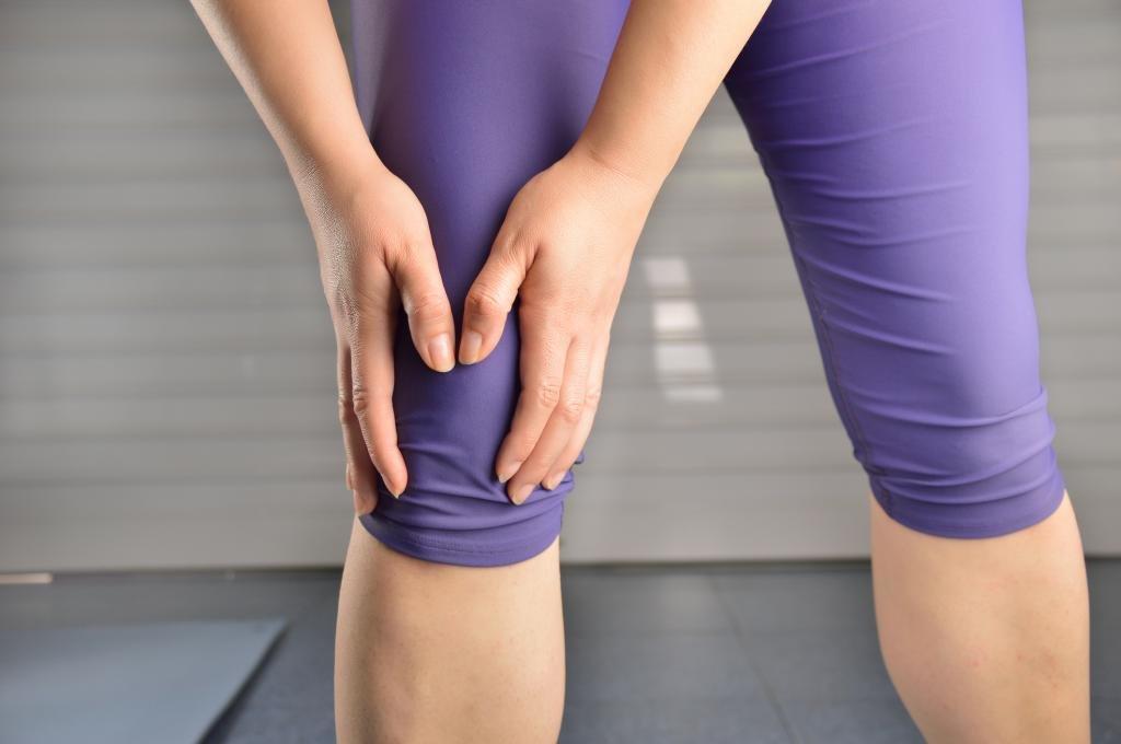 травмы коленного сустава симптомы