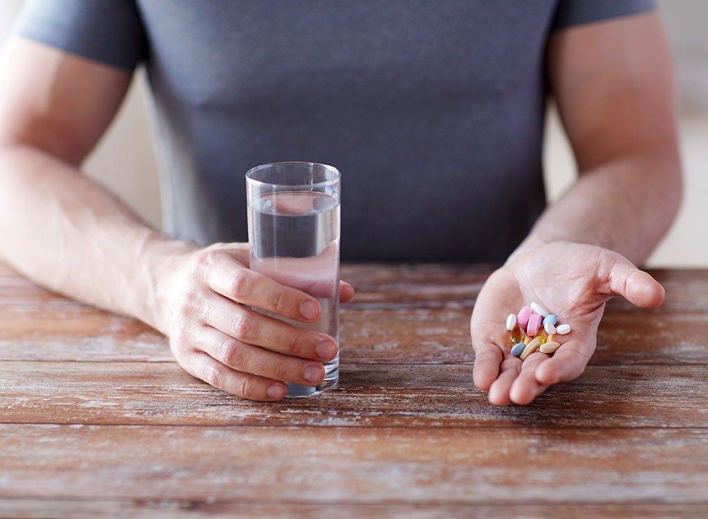 прием витаминов в спорте