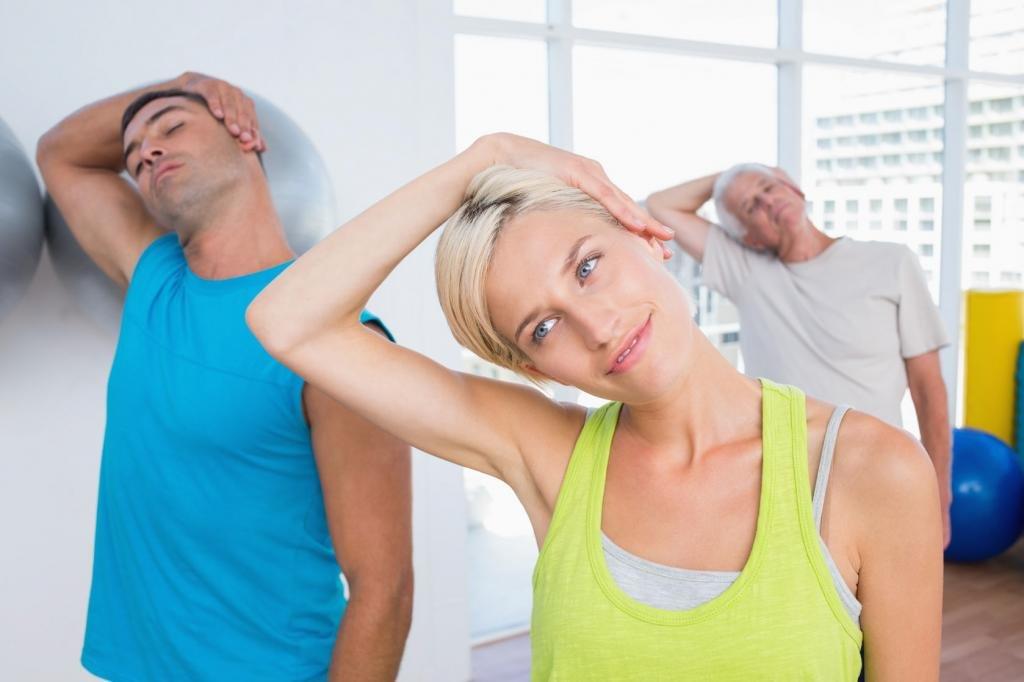 Утренняя зарядка для спины и позвоночника