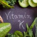 Витамин К: формула, описание, показания к применению, суточная норма